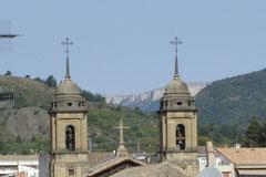 Traversons le pont de la Càrcel direction Iglesia de San Miguel