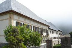 Importante hostellerie qui accueille les pèlerins de Compostèle dès le XIIe siècle