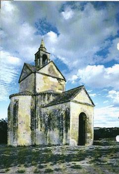 la chapelle Ste Croix