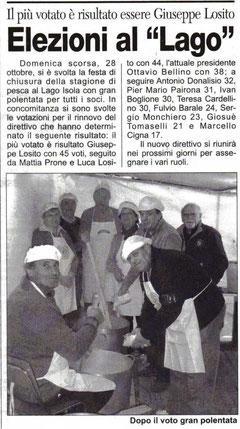 Corriere di Savigliano 1 nov.
