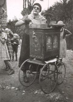 Bild: Wünschendorf Schulfest 1952