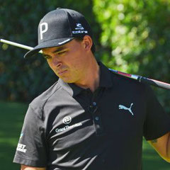 RICKIE FOWLER                     PGA Tour Winner