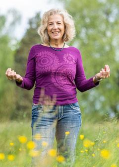 Gisela Hüppi-Däppen Leben in Balance