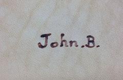 電気ペン - 活字体