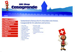 Casagrande Souvenir-Shop