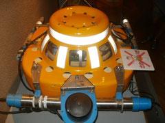 海底地震計