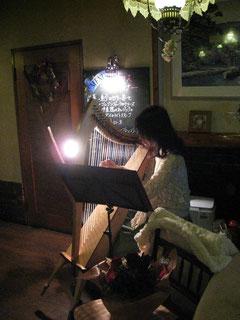 昨年のマニカリートでのクリスマスライブ