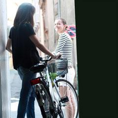 Le local à vélos
