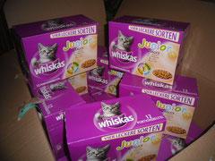 20 Pakete Bäuchleinfutter für Babys