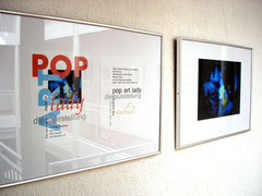 Ausstellung «Pop Art Lady», Villa Saleggi, Hapimag, Ascona, Schweiz, 2014