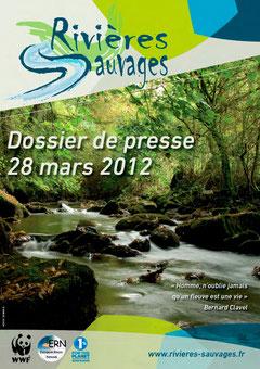 """dossier de presse """"rivières sauvages"""""""