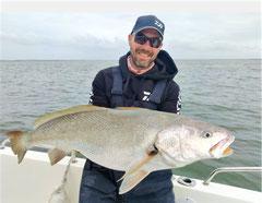 sortie pêche sur épave bassin d'Arcachon