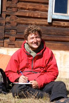 Pause écriture au soleil du Khuvsgul (Khovsgol)