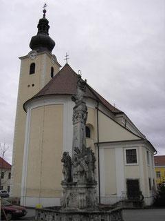 Kirche von Stetteldorf
