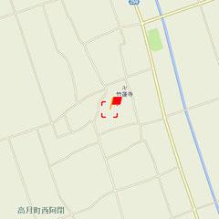 西阿閉「竹蓮寺(ちくれんじ)」付近