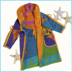 Махровый халат на 3х летнего малыша