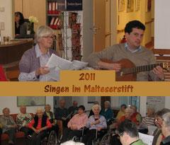 Singen im Malteserstift