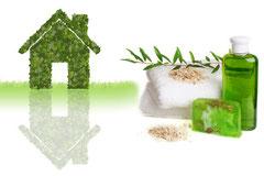 Una casa più verde con i Prodotti naturali per la casa