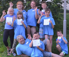 Kids- Dive- Camps