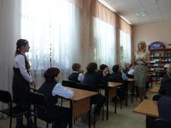 На встрече с Ю.Корнеевой