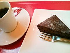 VIVACEショコラケーキ