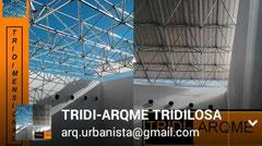 Estructuras tridimensionales Arquitectónicas