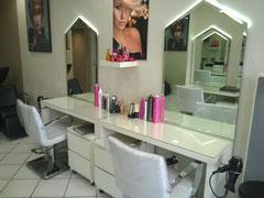place de coiffage STUDIO'S Coiffure