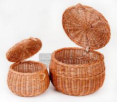 Шкатулки плетеные, корзины для рыбаков, велосипедов и прочий нестандарт.