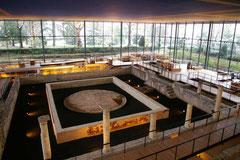musée gallo-romain Vesunna à Périgueux