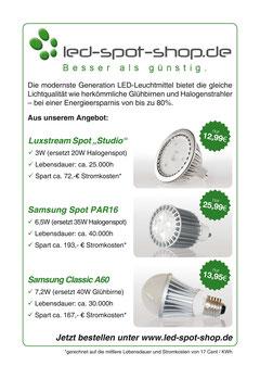 LED Spot Shop