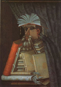 ARCIMBOLDO - Il libraio