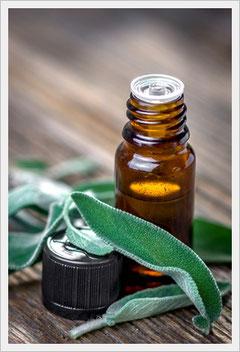 Aromatherapie ätherisches Öl