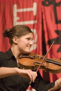 Caroline Bugala à Turin 2008
