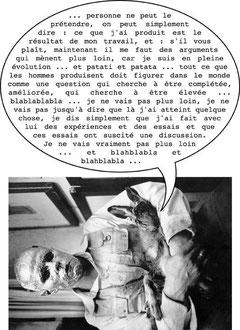 interim explique son travail à joseph beuys mort