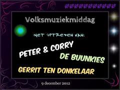 klik hier voor foto's van 9 december 2012