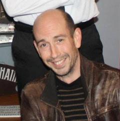 Jean-Benoît Pechberty - Chargé de collecte et de valorisation du Pôle Patrimoine Ciclic