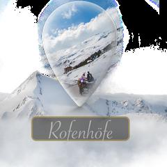 Rofenhof, Rofenhöfe, Geierwallihof, Berggasthof