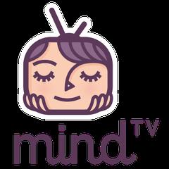 Das Bild zeigt das Logo von MindTV