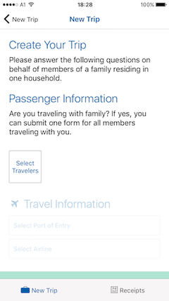 mobile pass app for us citizens