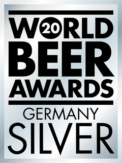 World Beer Awards 2020 Germany Silver to Craftbee with N06 Manuka