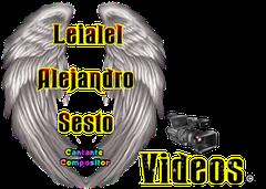 Logo Leialel Alejandro Sesto Videos