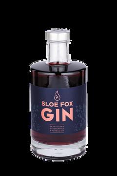 Sloe Gin, Sloe Fox,