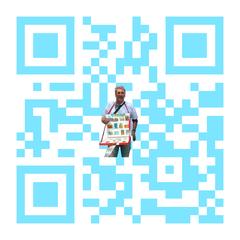 QR-Code Rudolf Holzenthal