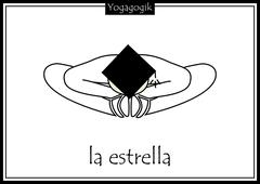Kinderyoga Ausmalbilder Estrella