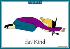 Kinderyoga Flashcards Kind