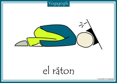 Kinderyoga Flashcards Raton