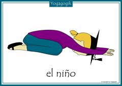 Kinderyoga Flashcards Nino