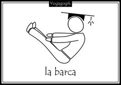Kinderyoga Ausmalbilder Barca