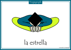 Kinderyoga Flashcards Estrella