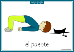 Kinderyoga Flashcards Puente